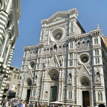 Uscita al Giardino dei Semplici di Firenze