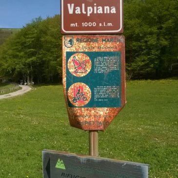 Primo maggio al rifugio Valpiana